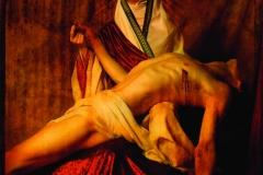 DREW TAL, Pietà, 2019, © Drew Tal.