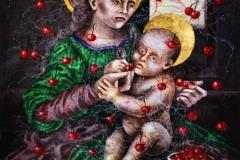 AMIRA, Madonna delle ciliegie.