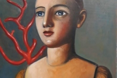 ANTONIO SCIACCA, Madonna estatica