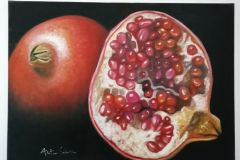 ANTONIO SCIACCA, Pomegranate